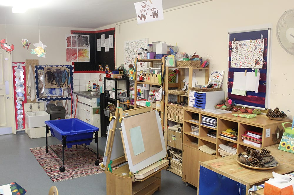 Nursery Arts & Crafts Facilities