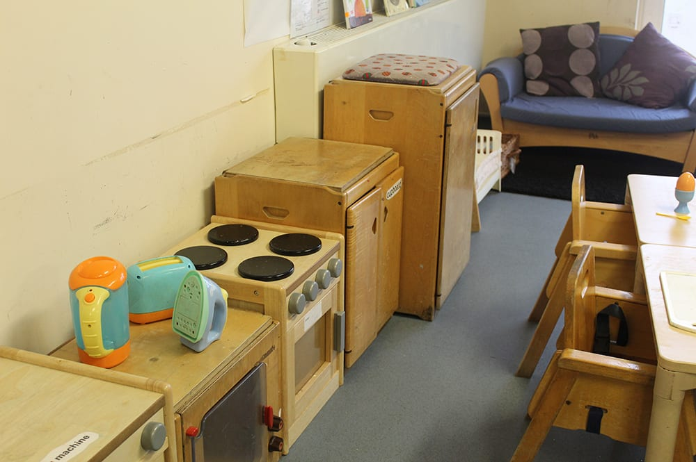 Nursery Home Living Facilities
