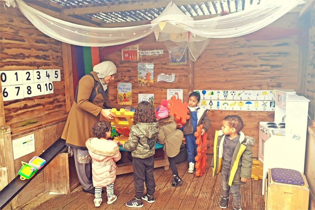 Ourdoor Classroom Facilities